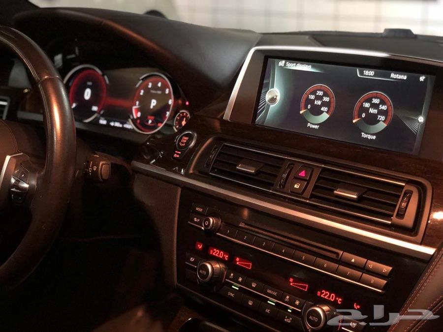 بي ام دبليو BMW 650I فل كامل 2015