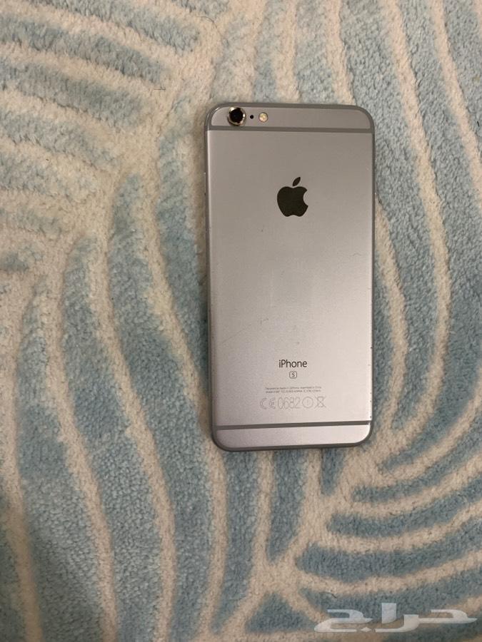 الرياض - جهاز ايفون 6s plus  اللون