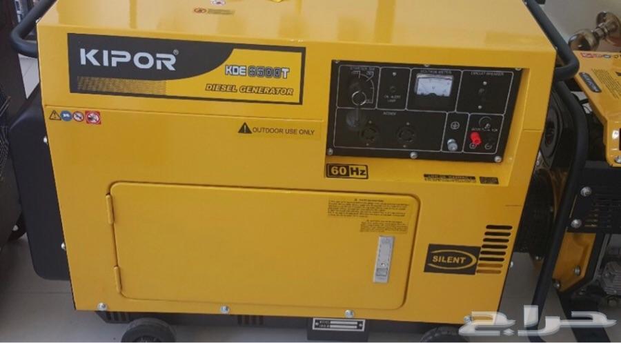 ماطور كهرباء 6كيلوا شركة كيبور