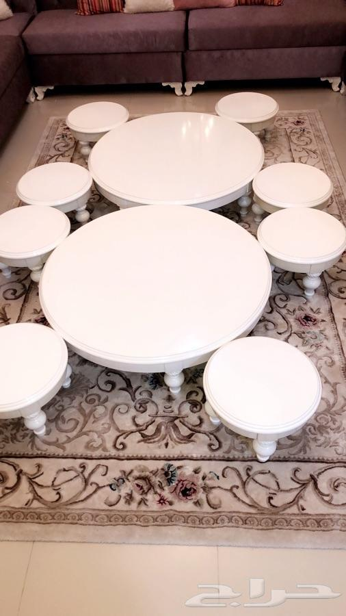 طاولة  لجلسة ارضيه