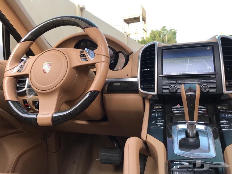 بورش كايين S سعودي 2012 وكالة (( تم البيع ))