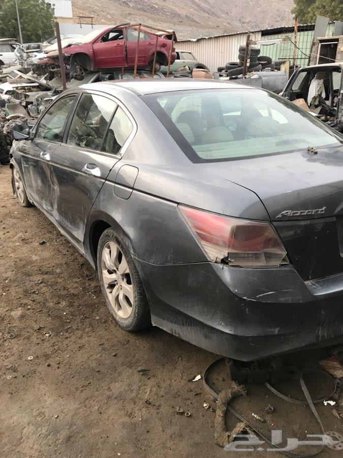 قطع هوندا اكورد 2009 وغيرها من السيارات