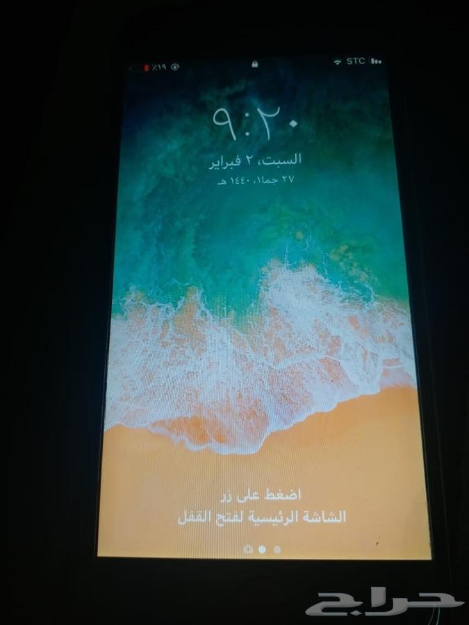 الجوال ايفون 6 عادي مطب الصيانه ولا انفك