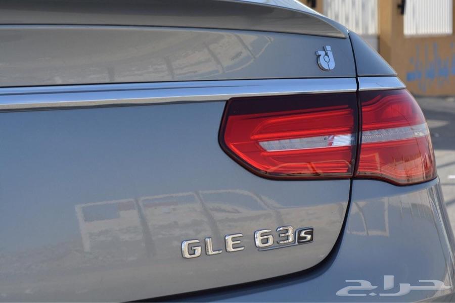 مرسدس GLE 63s