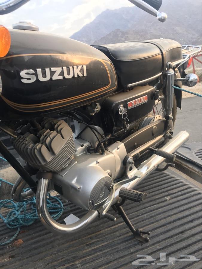 سوزوكي موديل 2001 مخزن على الشرط