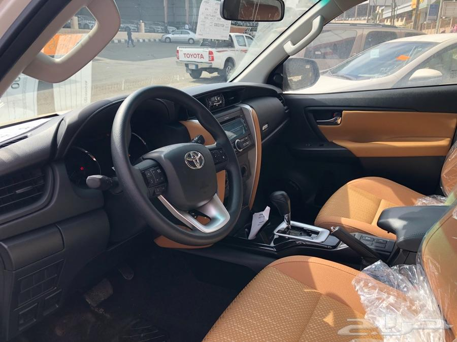 فورتشنر 2019 GX2 بدون دبل 4 سلندر سعودي