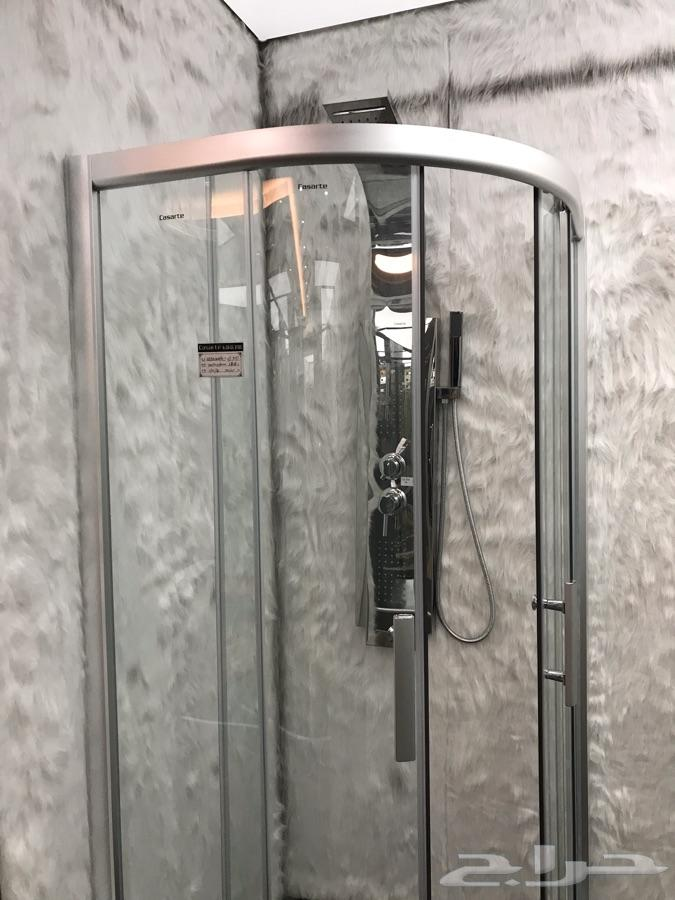 غرفة دش( shower Room)