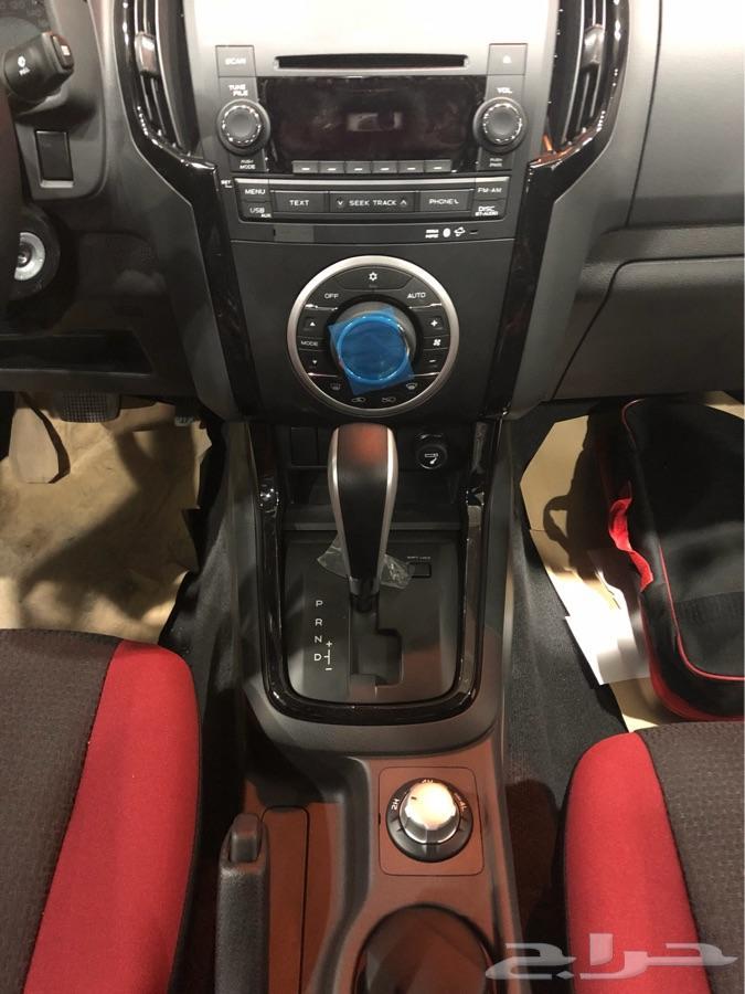 ايسوزو دي ماكس GT موديل 2018 العيسى