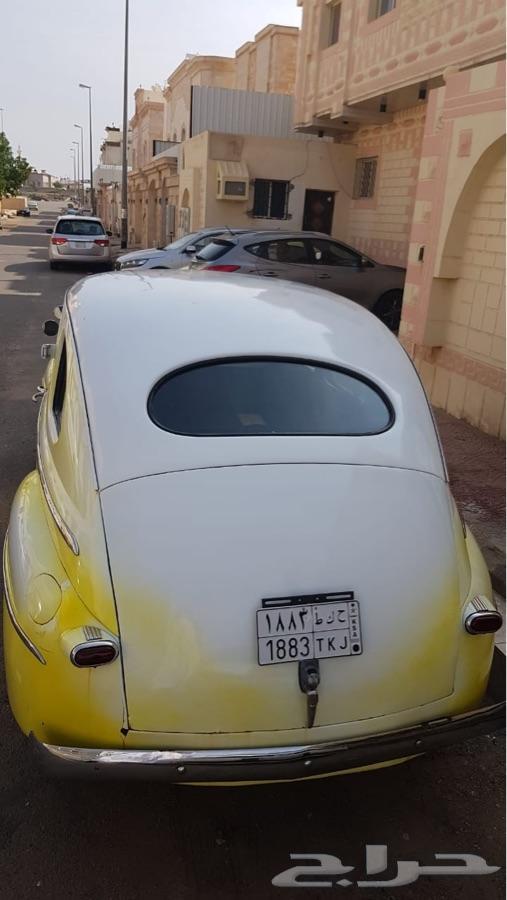 سيارة كلاسيك فورد موديل 1948 تم البيع