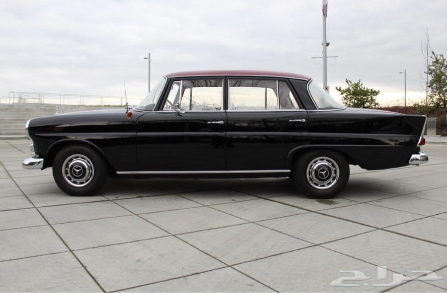 1964 مرسيدس بنز 190 دي