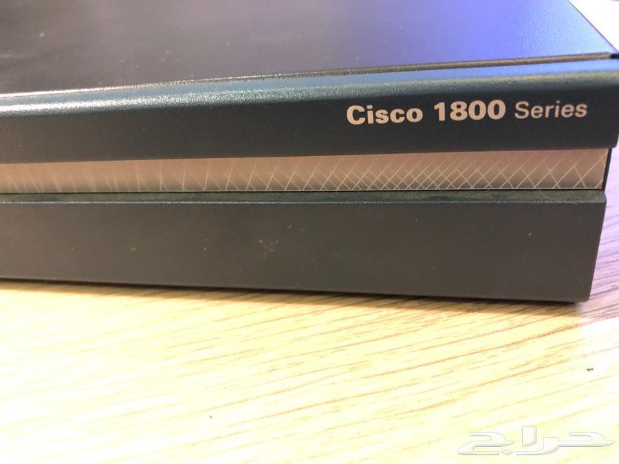 Cisco 1800. سيسكو 1800
