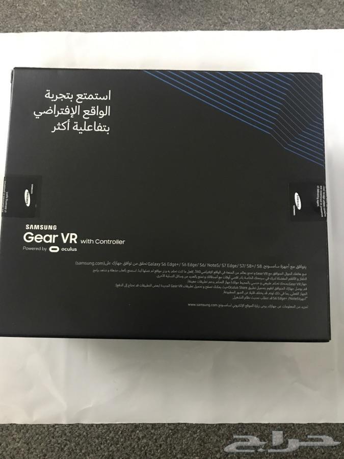 نظارات سامسونج الواقع الافتراضي