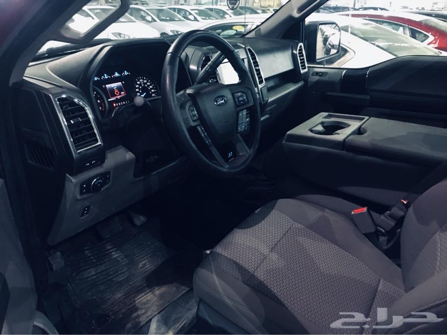 فورد F150موديل 2017XLT
