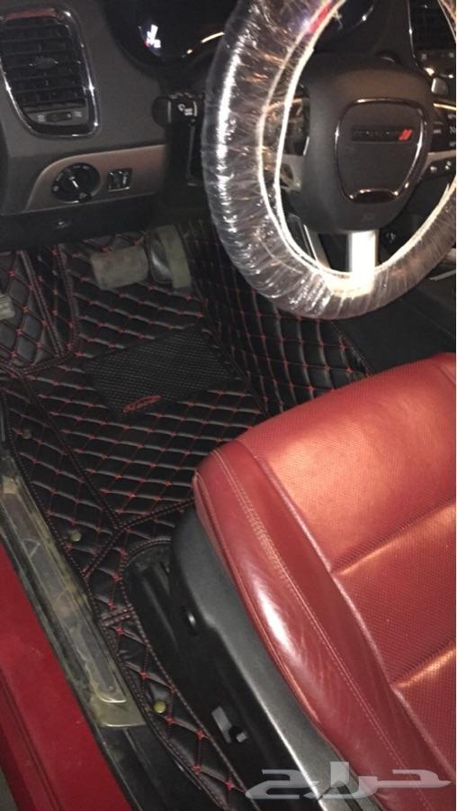ارضيات جلد DimondتفصيلVIPلحماية السيارات