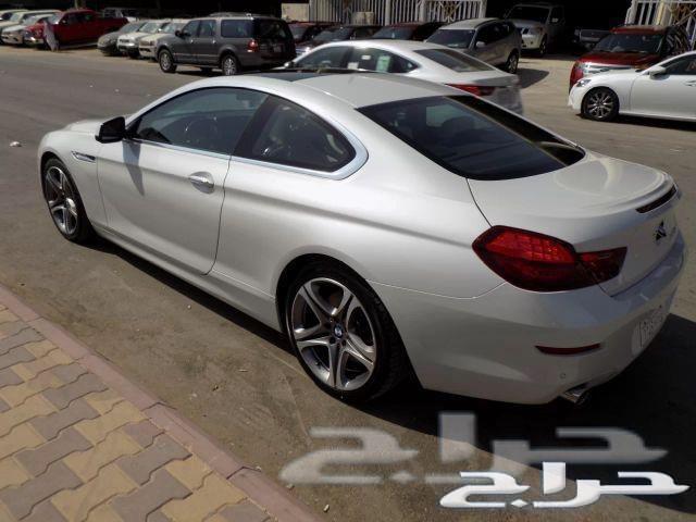بي ام دبليو BMW640i. 2013