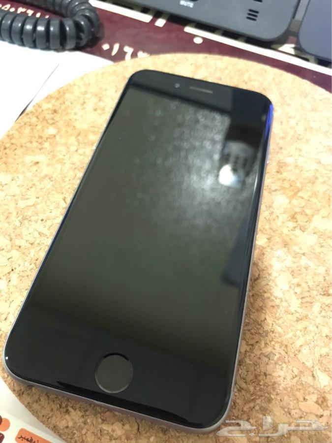 ايفون6 رمادي64 جيجا قمه بالنظافة (تم البيع)