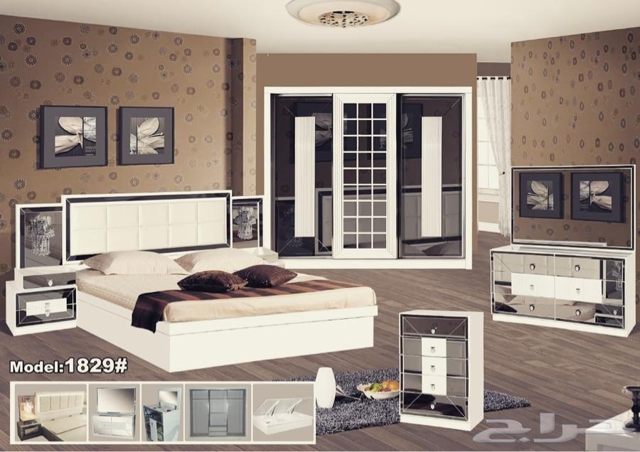 غرف نوم عصرية وحذابة تبدأ من 3950 ريال