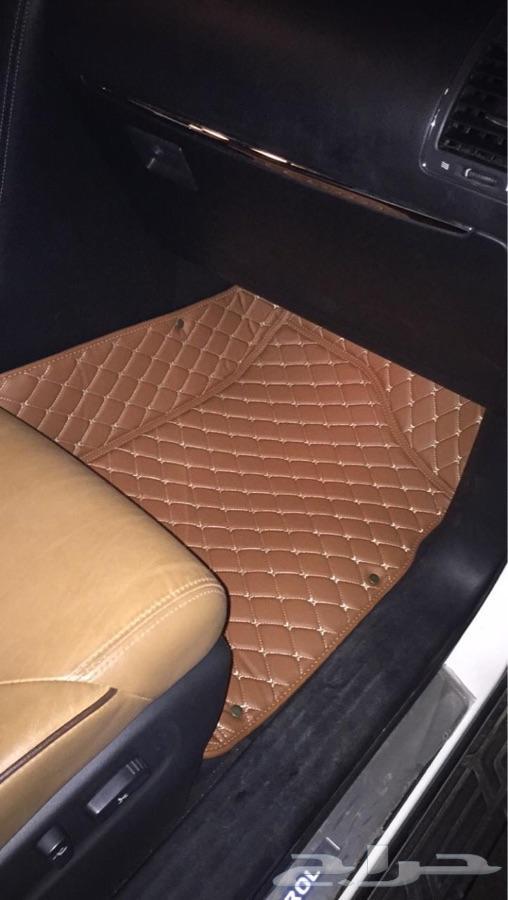 ارضيات جلد فاخره لسيارات