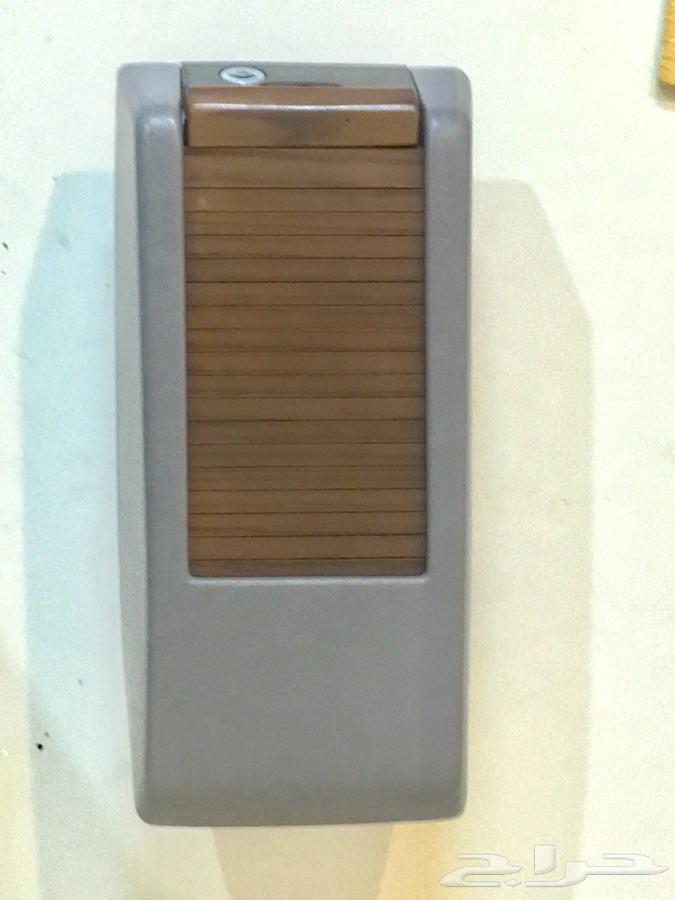 560SEL درج الوسط القنصل w126 يركب ع