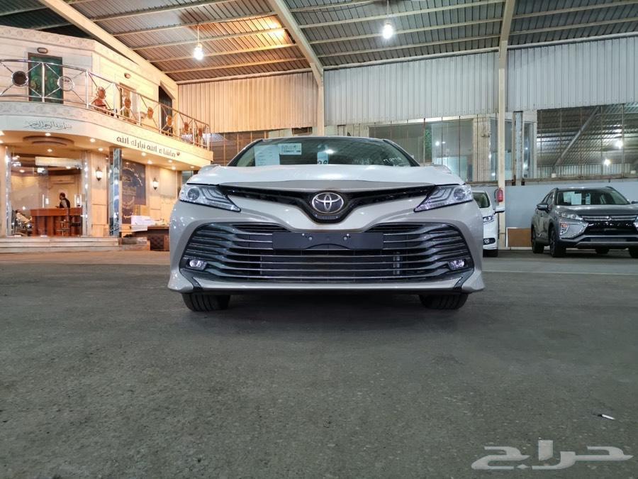 تويوتا كامري قراندي V6(بنزين) 2019 سعودي