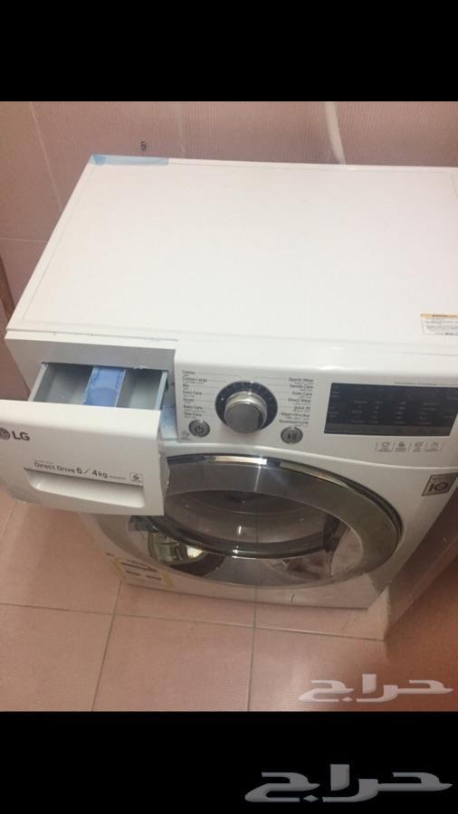 مغسله ملابس توماتيكيه
