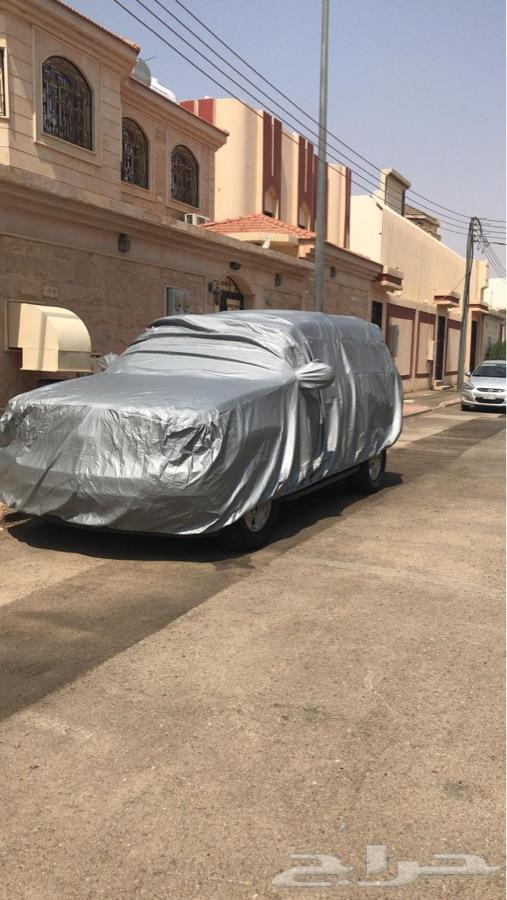 غطاء حماية مبطن لسيارات من الشمس المطر