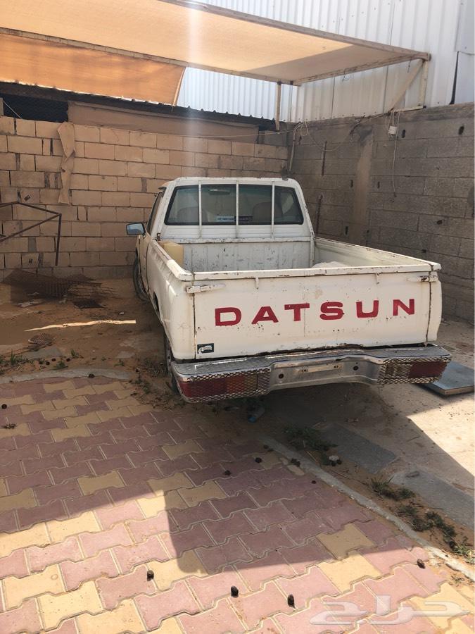 للبيع (تشليح) داتسون 83