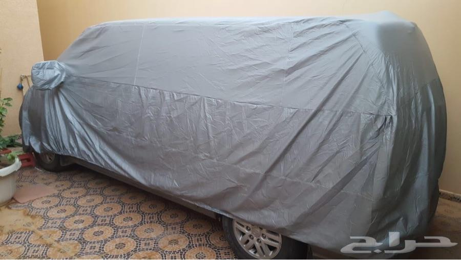 غطاء حماية مبطن قطن لسيارات من الشمس