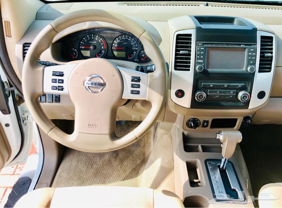 Nissan X TERRA 2015