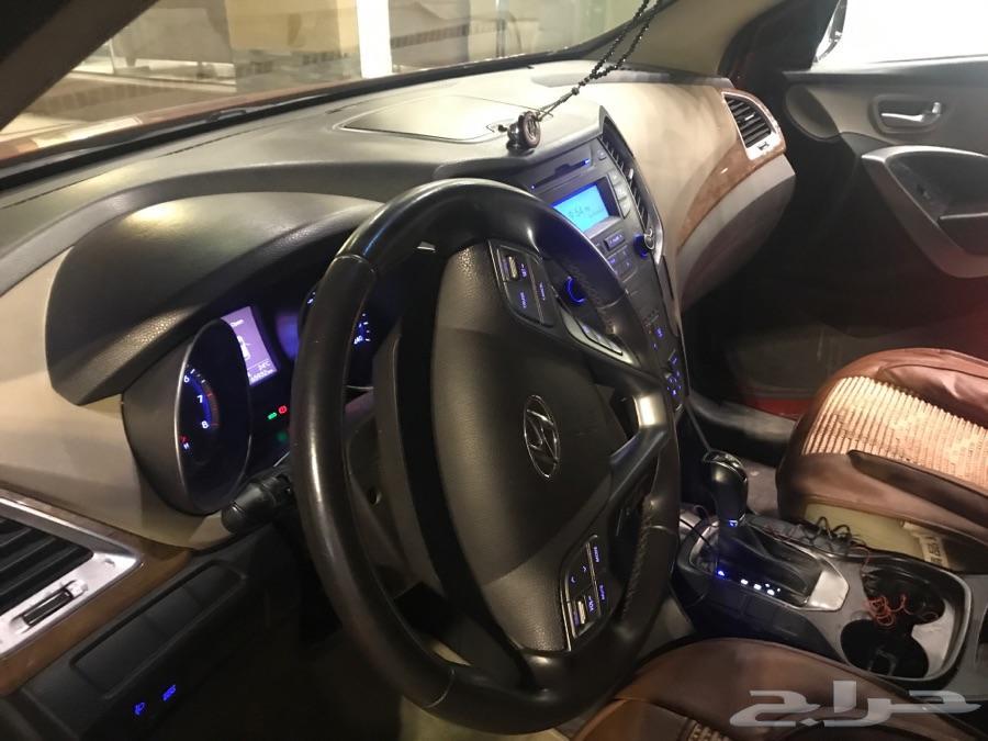 سيارة سنتافي للتنازل موديل 2015