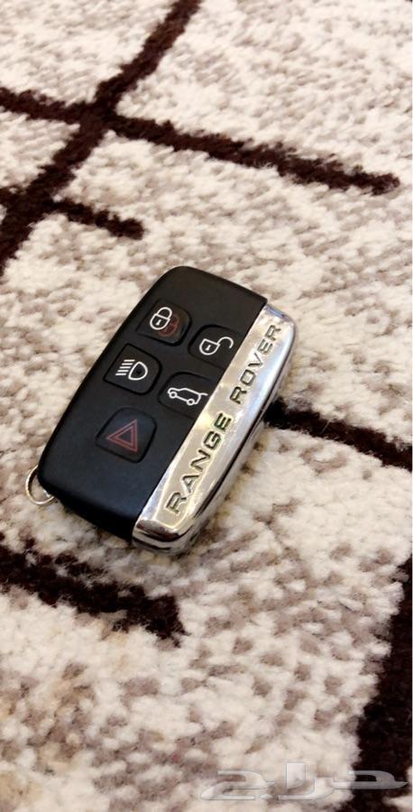 مفتاح ريموت رنج روفر ايفوك للبيع