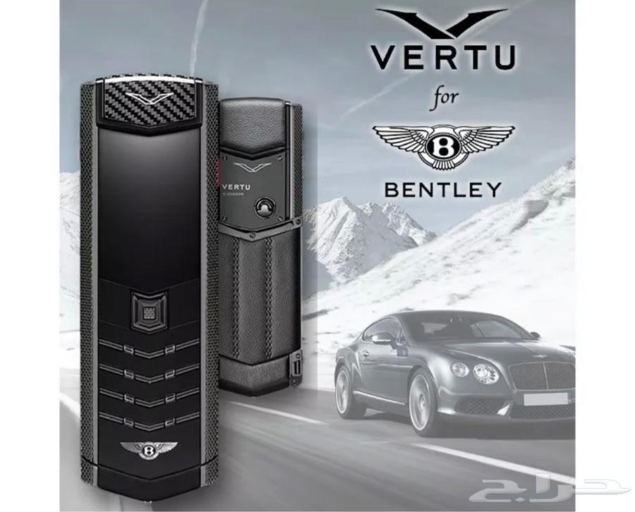 اجهزة VERTU اصلية وجديدة   كونسيرج 5سنين