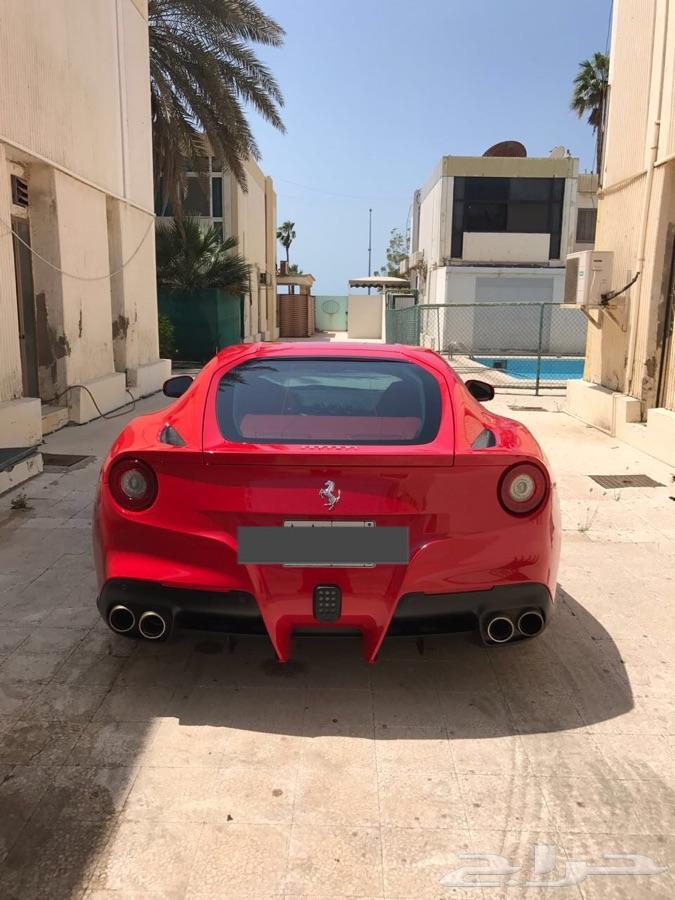 تم البيع الله يبارك Ferrari F12