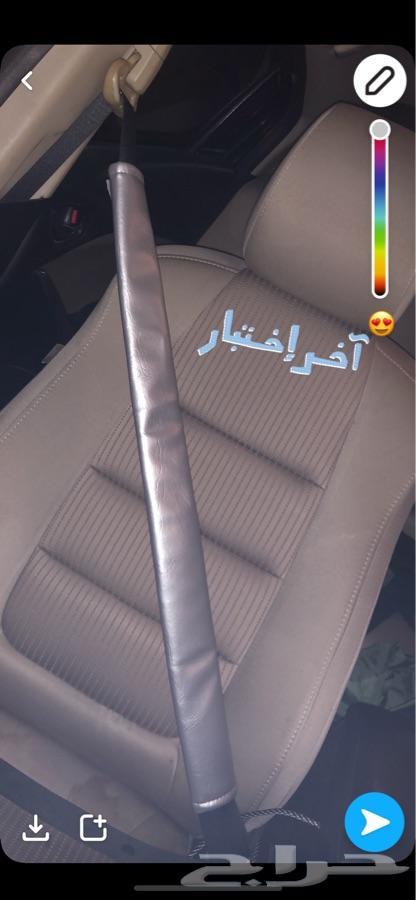 تلبيسة حزام الأمان لسيدات