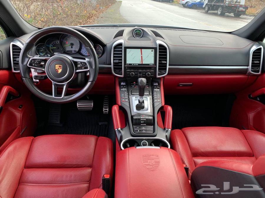 2016 Porsche Cayenne S E -Hybrid