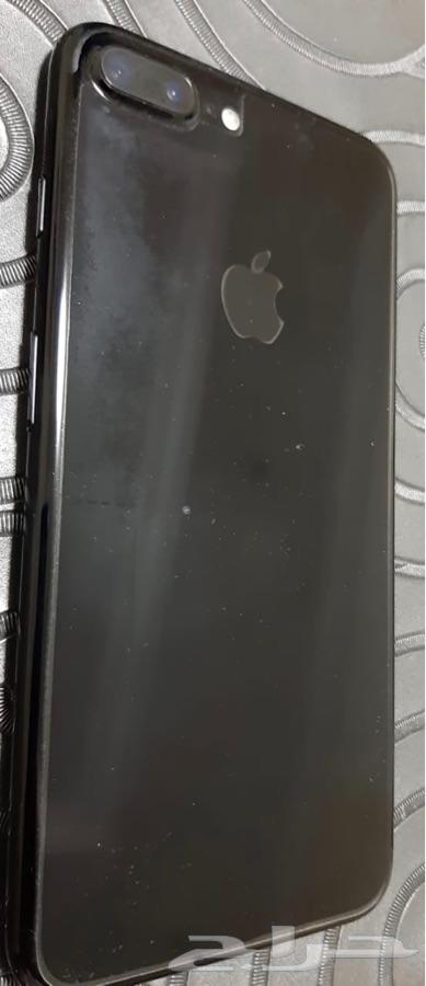ايفون 7 بلس 128 اسود