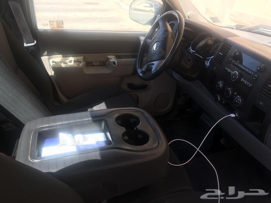 للبيع سيارة شفروليه غمارة واحدة 2013