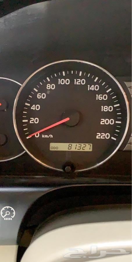 جيب لاندكروزر 2003 vxr مخزن للبيع