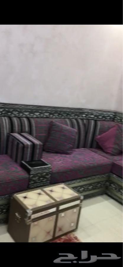 كنب مغربي شبة جديد