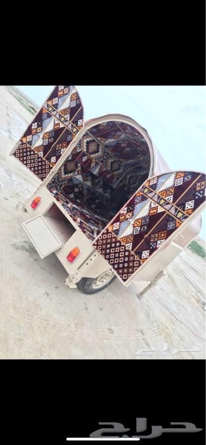 عربة سحب للرحلات والكشتات (قلص)
