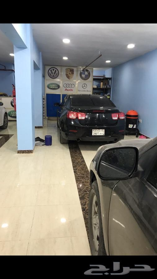 التلمساني لتلميع السيارات - الخبر