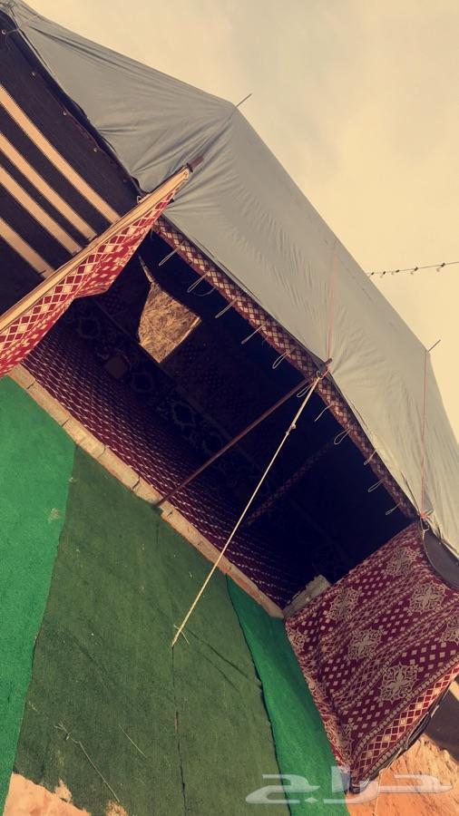 مخيم الفخامه الملكي للايجار بالعاذريه