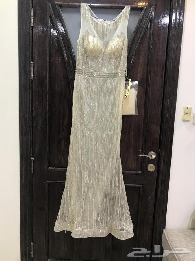 فستان افراح جديد لم يستخدم