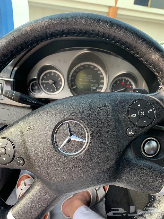 مرسيديس E300 2011