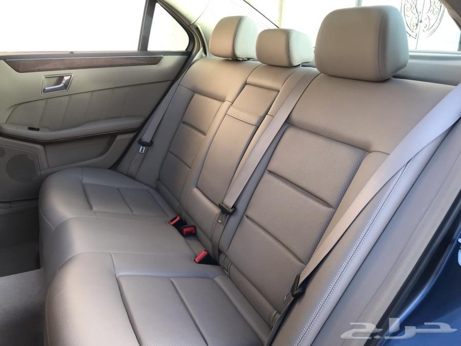 مرسيدس E200 سعودي 2012  (( تم البيع ))