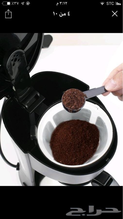 مكينة صانعة القهوة التركية والأمريكية