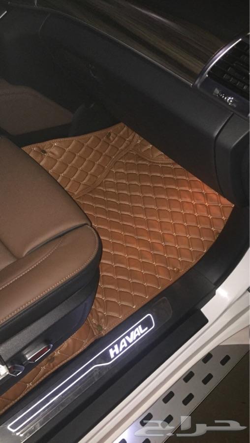 ارضيات جلد فاخرة للسيارات
