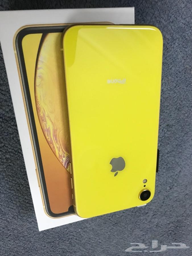 iPhone xr يوجد كميه ذاكره 256 سعر ب 500