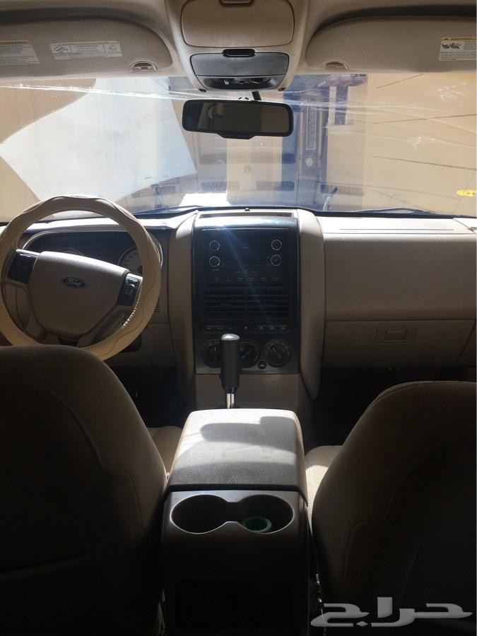 سيارة فورد اكسبلورر موديل 2008