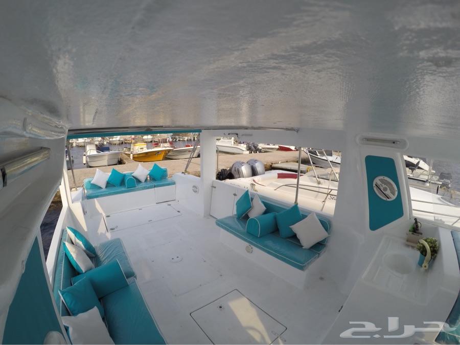 قاربين للبيع قارب الشمال وقارب قولف كرفت